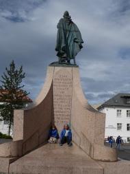 Leifur Eiríksson & friends
