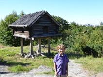 Visiting Skansen