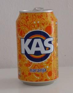 Orange Soda Pop