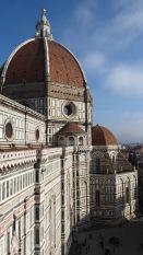His masterpiece (Il Duomo).