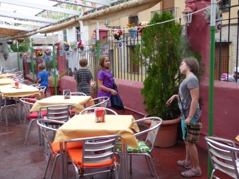 Terrazas de Albayzin (Calle Pages)