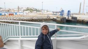 Next stop...Tangier!