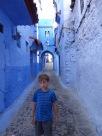 Blue boy.