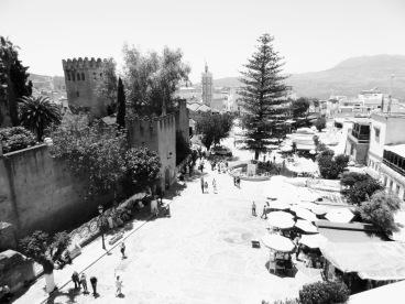 Plaza Uta el-Hammam.